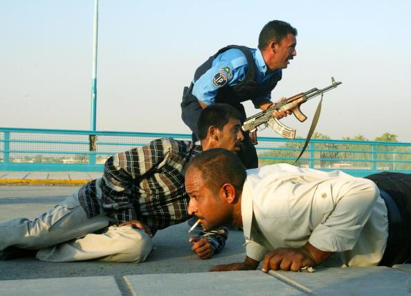 Bulletproof「Gunfire Erupts At Stampede Site In Baghdad」:写真・画像(13)[壁紙.com]