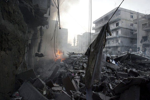 Marco Di Lauro「Israeli Air Strikes on Lebanon Infrastructure Continues」:写真・画像(15)[壁紙.com]