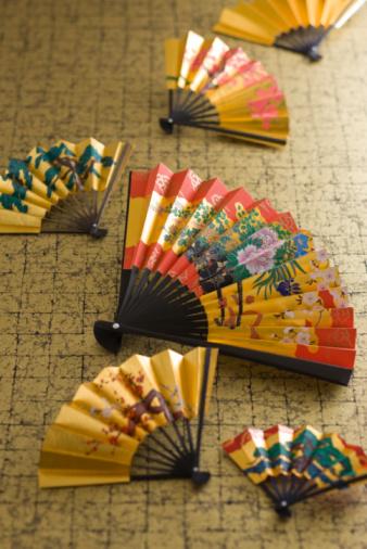 お正月「Fan」:スマホ壁紙(4)