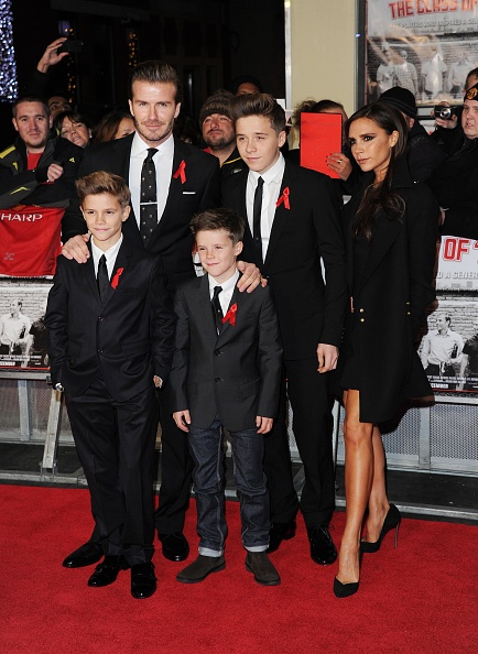 "Family「""The Class Of 92"" - World Premiere - Red Carpet Arrivals」:写真・画像(15)[壁紙.com]"