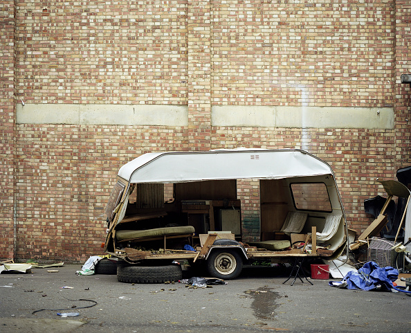 Out Of Context「Opened up caravan, East End, London, UK」:写真・画像(13)[壁紙.com]