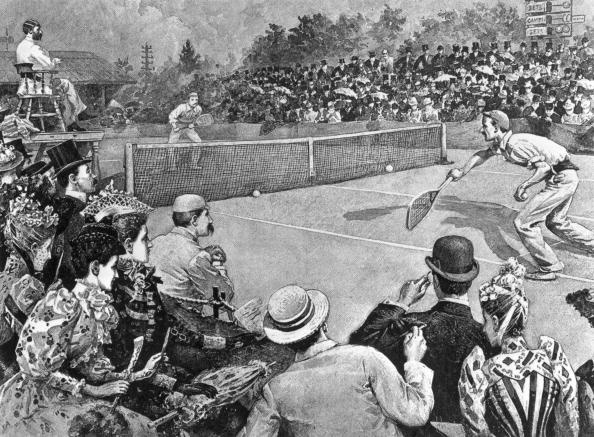 Wimbledon Lawn Tennis Championships「Wimbledon Final」:写真・画像(18)[壁紙.com]