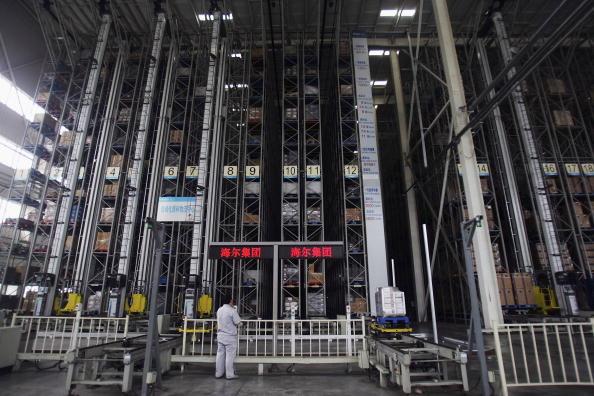 Cancan Chu「Qingdao Haier Refrigerator Factory Tour」:写真・画像(11)[壁紙.com]