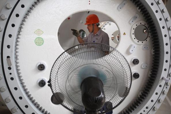 Baoding「China Strives To Develope New Energy」:写真・画像(14)[壁紙.com]