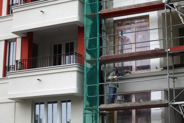 Apartment「Low Interest Rates Spark Construction Boom」:写真・画像(15)[壁紙.com]