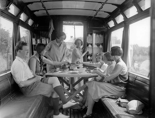 Railroad Car「Dining Car」:写真・画像(15)[壁紙.com]