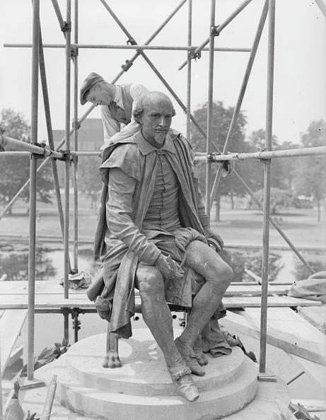 Scaffolding「Shakespeare Memorial」:写真・画像(10)[壁紙.com]