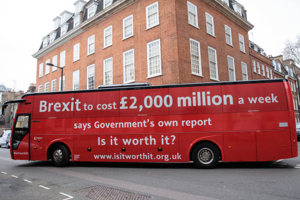 Anti-Brexit Bus Tours The UK:ニュース(壁紙.com)