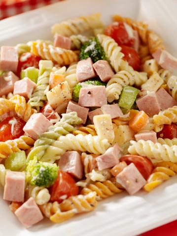 Lafayette County - Florida「Pasta Salad with Ham」:スマホ壁紙(4)