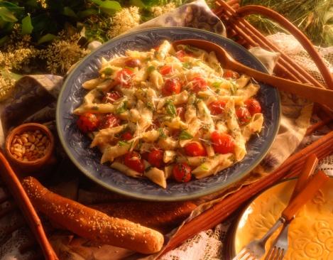 Breadstick「Pasta salad」:スマホ壁紙(2)