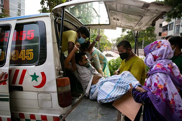 Bestof「Bangladesh Faces Spiralling Covid-19 Infections」:写真・画像(16)[壁紙.com]