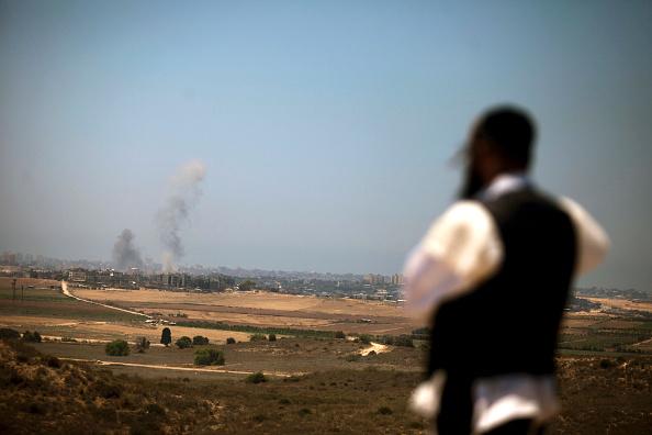 Gaza Strip「Tensions Remain High At Israeli Gaza Border」:写真・画像(19)[壁紙.com]
