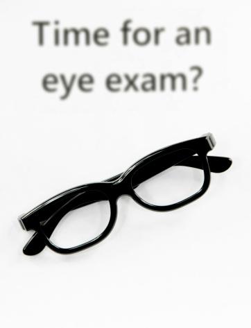 Optometrist「Time for an Eye Exam」:スマホ壁紙(2)