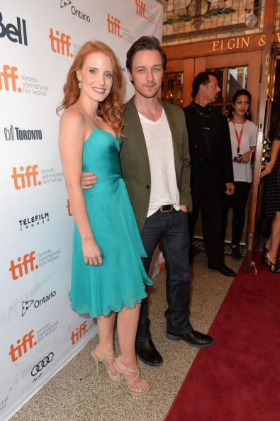 """Elgin Theatre「""""The Disappearance Of Eleanor Rigby: Him And Her"""" Premiere - Arrivals - 2013 Toronto International Film Festival」:写真・画像(17)[壁紙.com]"""