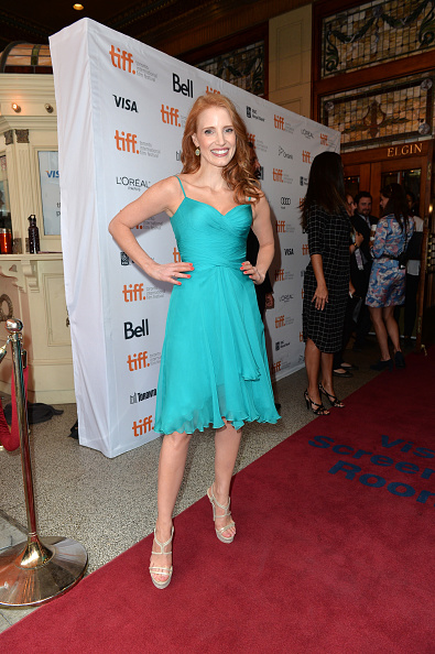 """Elgin Theatre「""""The Disappearance Of Eleanor Rigby: Him And Her"""" Premiere - Arrivals - 2013 Toronto International Film Festival」:写真・画像(19)[壁紙.com]"""