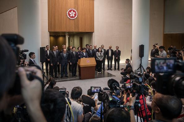 政治「Anti-Extradition Protests In Hong Kong」:写真・画像(18)[壁紙.com]