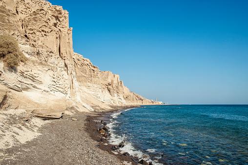 Aegean Sea「Rugged coastline」:スマホ壁紙(12)