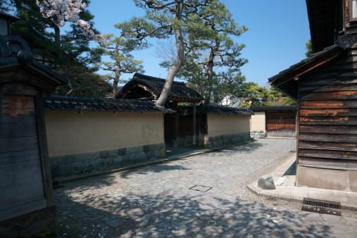 Japan「Naga-machi Bukeyashiki, Kanazawa, Ishikawa, Japan」:スマホ壁紙(17)
