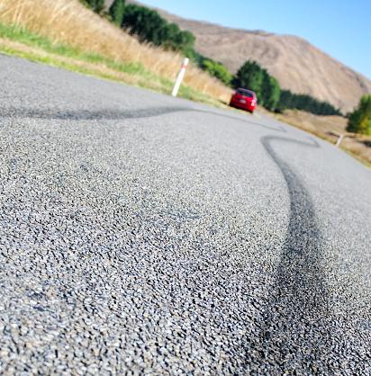 Dividing Line - Road Marking「After An Accident」:スマホ壁紙(4)