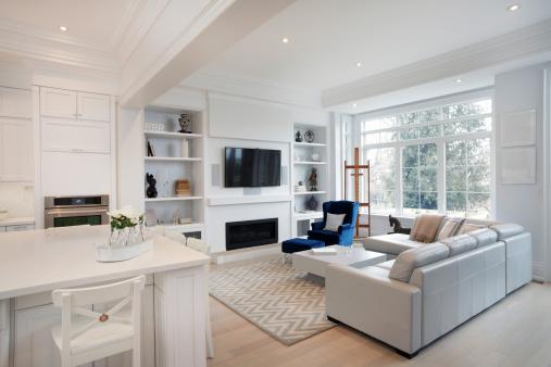 Tall - High「New Living room」:スマホ壁紙(2)