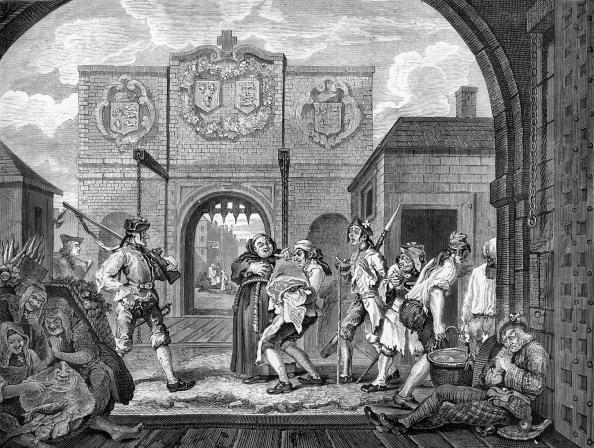 Calais「The Gates of Calais by William Hogarth」:写真・画像(5)[壁紙.com]