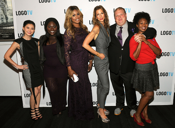"Kimiko Glenn「""Laverne Cox Presents: The T Word"" Logo TV Premiere Party & Screening」:写真・画像(16)[壁紙.com]"