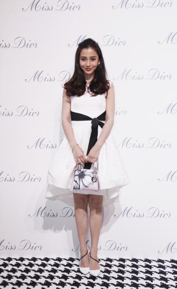 Angelababy「Miss Dior Exhibition In Shanghai」:写真・画像(6)[壁紙.com]