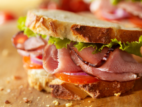Mayonnaise「Rustic Black Forest Ham Sandwich」:スマホ壁紙(5)
