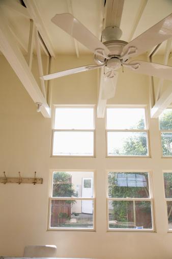 Ceiling Fan「Ceiling Fan and Window」:スマホ壁紙(13)