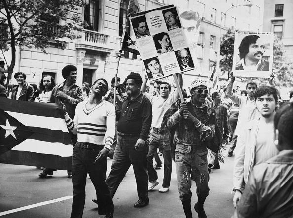 Patriotism「Puerto Rican Day Parade, 1973」:写真・画像(2)[壁紙.com]