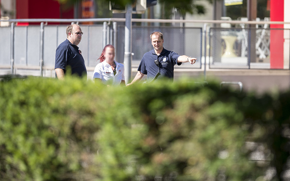 Germany「Armed Man Storms Cinema Near Frankfurt」:写真・画像(10)[壁紙.com]