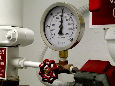 Sprinkler「Water Pressure Gauge Close-up」:スマホ壁紙(19)