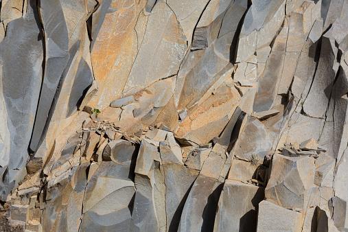 Pico Do Arieiro「Close-up of rocks on Pico do Arieiro mountain」:スマホ壁紙(13)