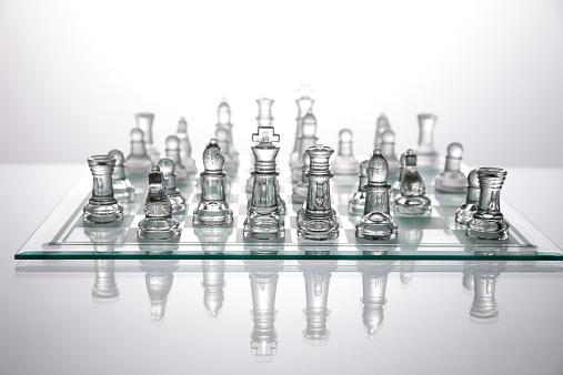 趣味・暮らし「Close-up of chess」:スマホ壁紙(9)