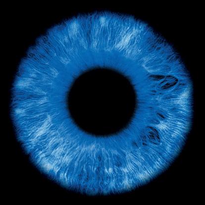 Iris - Eye「Close-up of iris and pupil」:スマホ壁紙(10)