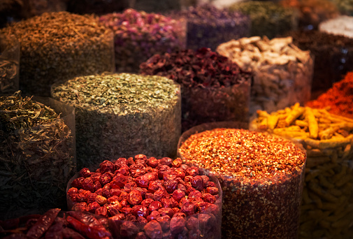 Spice「Close-up of spices at the old spice market, Dubai」:スマホ壁紙(14)