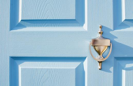 Front Door「Close-up of front door」:スマホ壁紙(11)