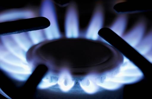 Carbon Monoxide「Closeup of gas-burning range」:スマホ壁紙(15)