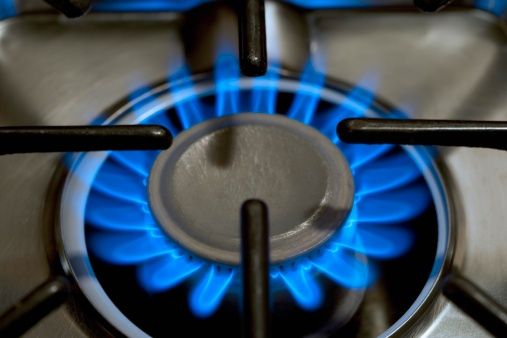 Carbon Monoxide「Closeup of gas-burning range」:スマホ壁紙(16)