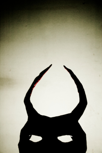 Evil「Close-up of a devil mask, Uruguay 」:スマホ壁紙(18)