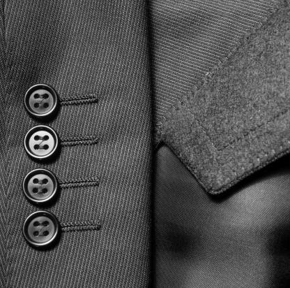 Seam「Close-up of Suit Jacket Buttons」:スマホ壁紙(16)