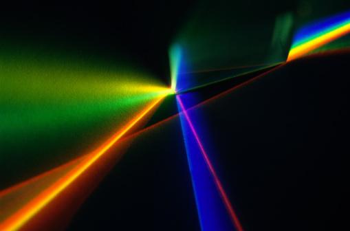 Prism「Close-up of a Prism」:スマホ壁紙(14)