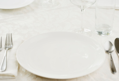 Place Setting「Close-up of a table setting」:スマホ壁紙(15)