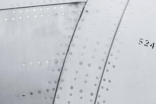 Close-up of a aircraft background texture:スマホ壁紙(壁紙.com)