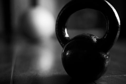 Sports Training「Close-up of kettlebell」:スマホ壁紙(5)