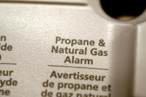 Fireball「Close-up of propane & natural gas alarm」:スマホ壁紙(8)