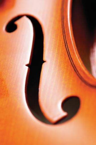 Violin「Close-up of violin」:スマホ壁紙(7)