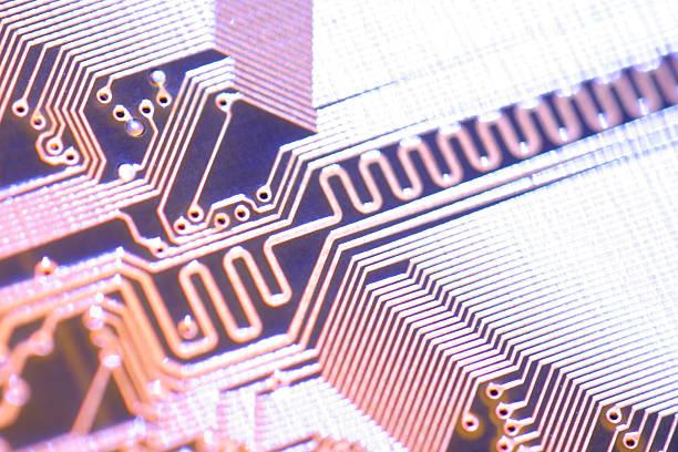 Close-up of circuit board:スマホ壁紙(壁紙.com)