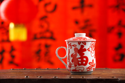 Chinese Lantern「Close-up of a cup」:スマホ壁紙(14)