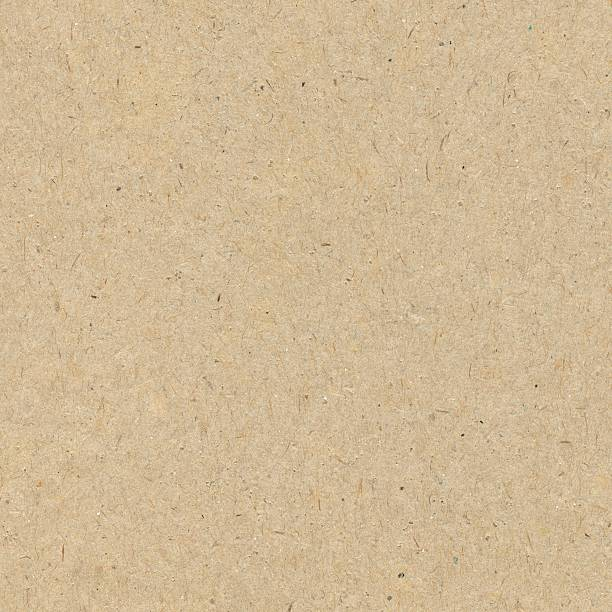 Close-up of a seamless brown recycled paper background:スマホ壁紙(壁紙.com)
